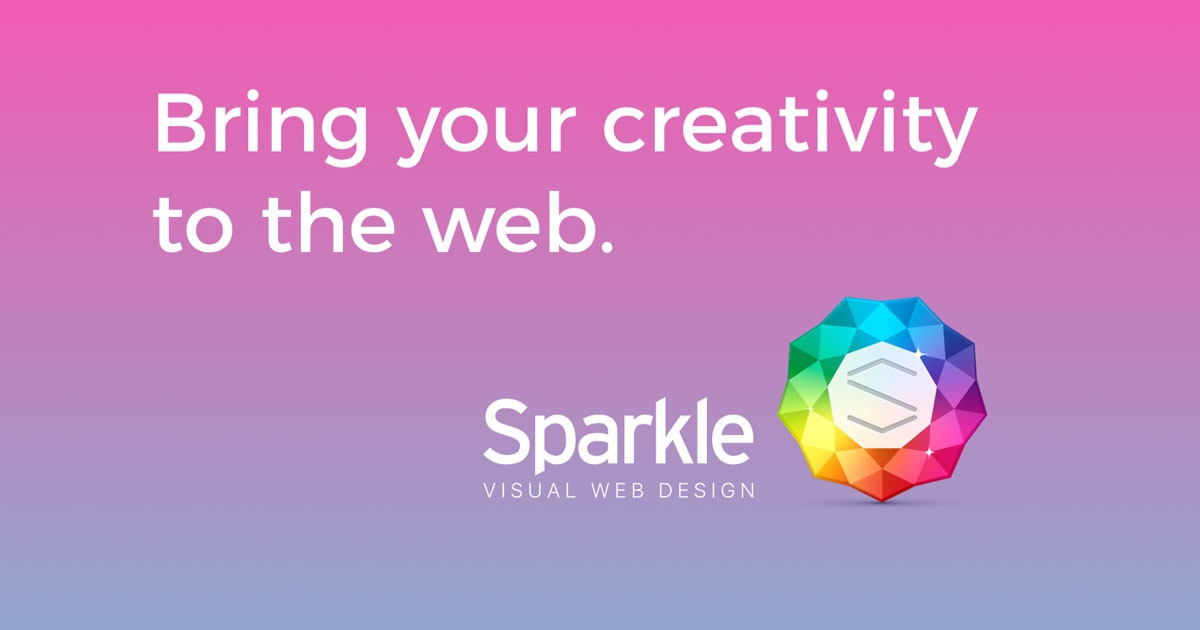 Sparkle Visual Web Design